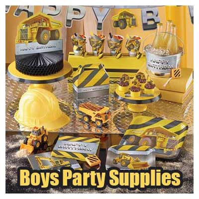 Shop Boys Party Supplies