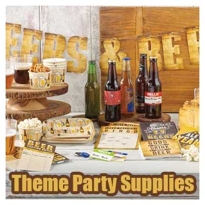 Theme Party Supplies